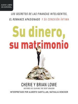 cover image of Su dinero, su matrimonio