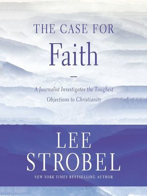 cover image of The Case for Faith
