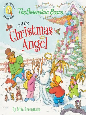 cover image of The Berenstain Bears and the Christmas Angel