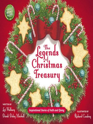 cover image of The Legends of Christmas Treasury