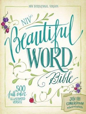 cover image of NIV, Beautiful Word Bible, eBook