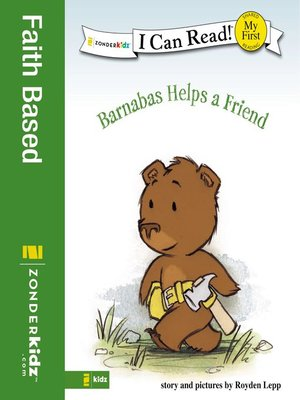 cover image of Barnabas Helps a Friend