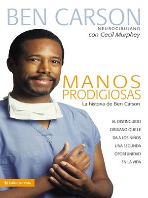 cover image of Manos Prodigiosas