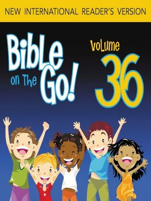 cover image of Bible on the Go, Volume 36