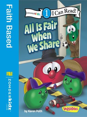 cover image of All Is Fair When We Share