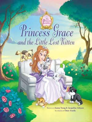 cover image of Princess Grace and the Little Lost Kitten