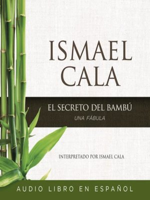 cover image of secreto del Bambú