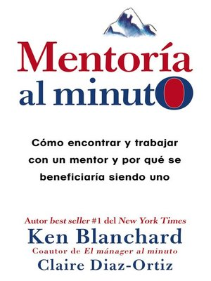 cover image of Mentoría al minuto