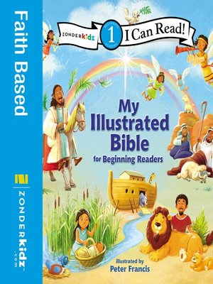 cover image of I Can Read My Illustrated Bible