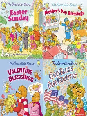 cover image of The Berenstain Bears Seasonal Collection 1