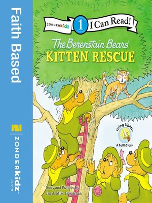 cover image of The Berenstain Bears' Kitten Rescue