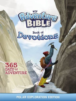 cover image of NIV Adventure Bible Book of Devotions