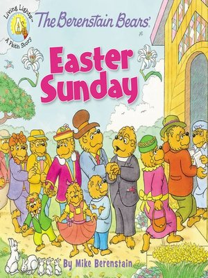 cover image of The Berenstain Bears' Easter Sunday
