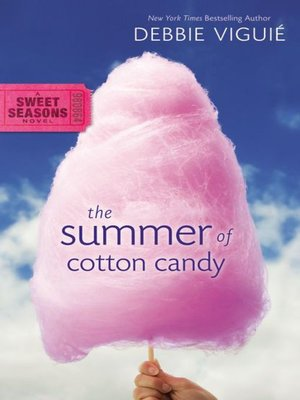 cover image of The Summer of Cotton Candy