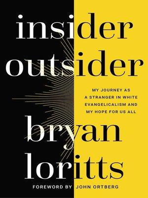 cover image of Insider Outsider