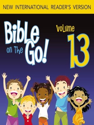cover image of Bible on the Go, Volume 13