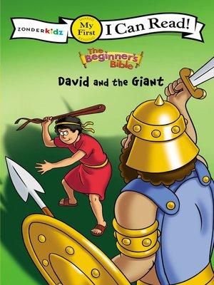cover image of David and the Giant