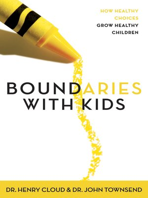 cover image of Boundaries with Kids