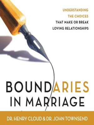 Free download boundaries: boundaries in marriage: line between.