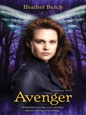 cover image of Avenger