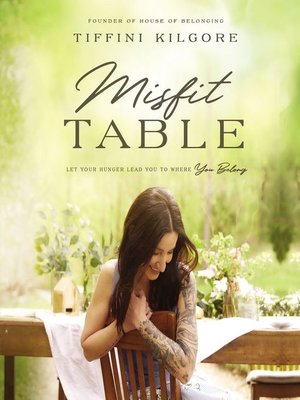 cover image of Misfit Table