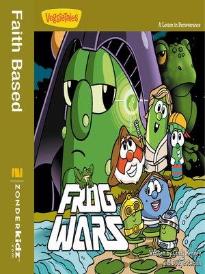 cover image of Frog Wars / VeggieTales