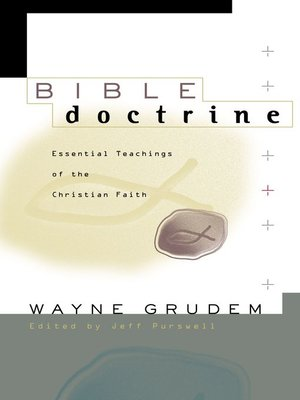 bible doctrine wayne grudem ebook