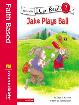cover image of Jake Plays Ball