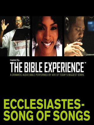 cover image of Inspired by ... the Bible Experience