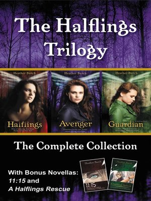 cover image of The Halflings Trilogy