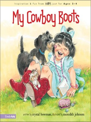 cover image of My Cowboy Boots