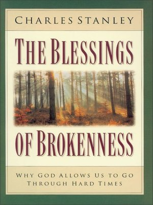 cover image of The Blessings of Brokenness
