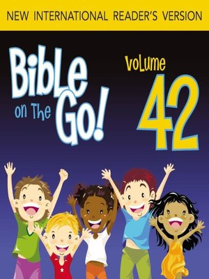 cover image of Bible on the Go, Volume 42