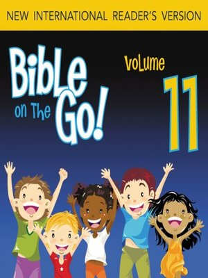 cover image of Bible on the Go, Volume 11