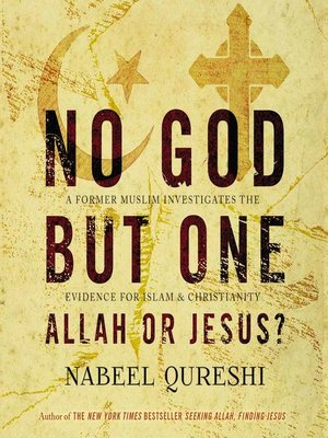 cover image of No God but One