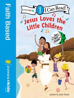 cover image of Jesus Loves the Little Children