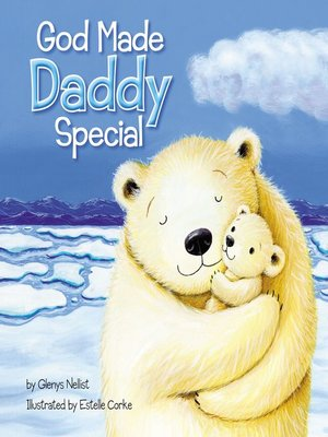 cover image of God Made Daddy Special