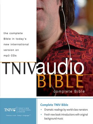 cover image of TNIV Audio Bible