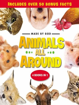 cover image of Animals All Around