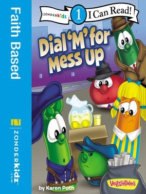 cover image of Dial 'M' for Mess Up