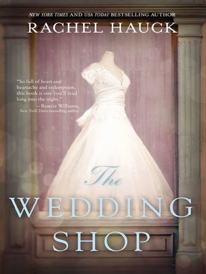cover image of The Wedding Shop