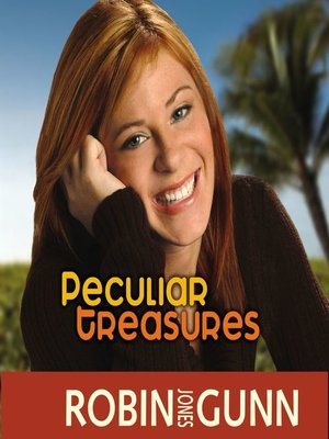 cover image of Peculiar Treasures