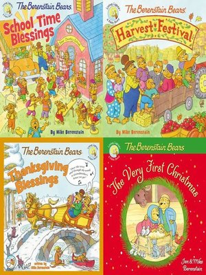 cover image of The Berenstain Bears Seasonal Collection 2