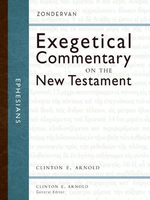 cover image of Ephesians