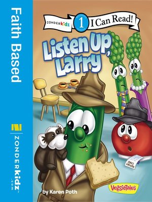 cover image of Listen Up, Larry
