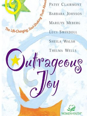 cover image of Outrageous Joy