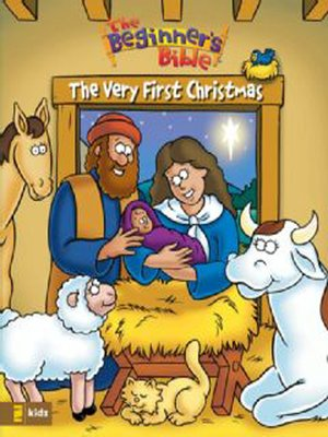 cover image of The Very First Christmas
