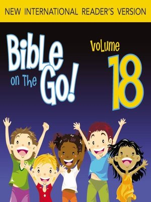 cover image of Bible on the Go, Volume 18