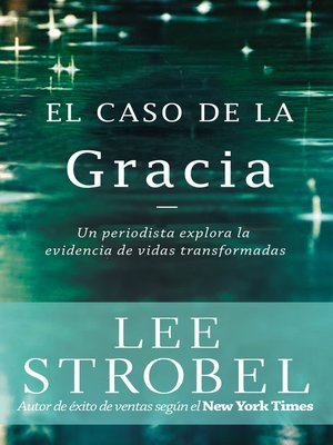 cover image of El caso de la gracia