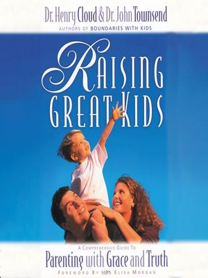 cover image of Raising Great Kids